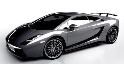 My next car! lol ;o)  Lamborghini Gallardo Superleggera.