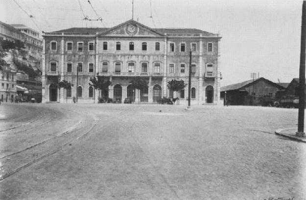 Estação de Santa Apolónia - Lisboa