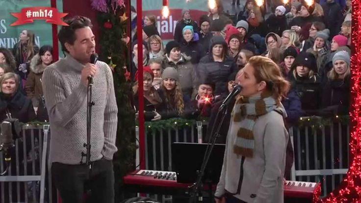 Helen Sjöholm och Peter Jöback - När jag faller