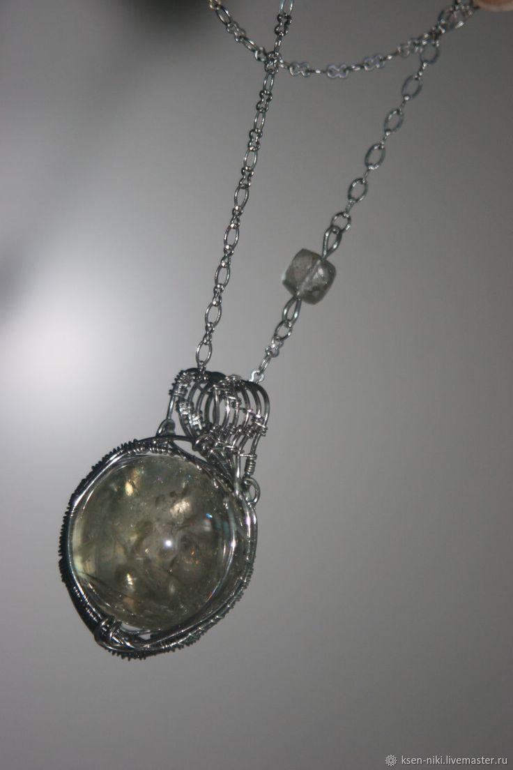 """Купить Кулон """"Magic sphere...№2"""" в интернет магазине на Ярмарке Мастеров"""