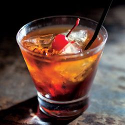 From a classic Manhattan to an elderflower-scented old fashioned, rare is the cocktail that isn't made better by whiskey's fiery caramel flavor. Here are some of our all-time favorite drinks that call for the spirit in all its forms: bourbon, scotch, rye, moonshine, and more.