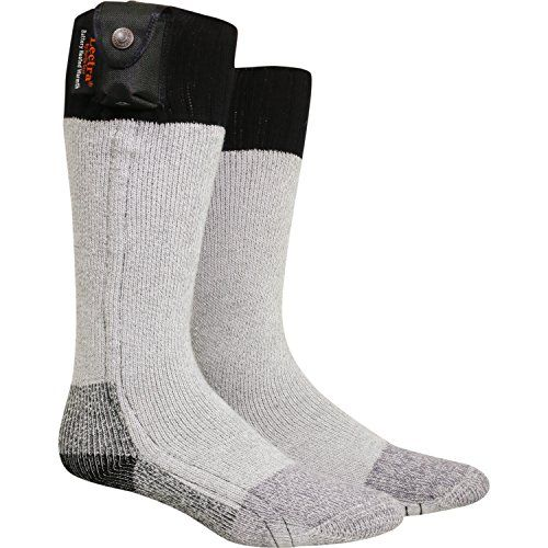 Nordic Gear Unisex Lectra Sox Electric Battery Heated Socks - http://www.darrenblogs.com/2017/01/nordic-gear-unisex-lectra-sox-electric-battery-heated-socks/
