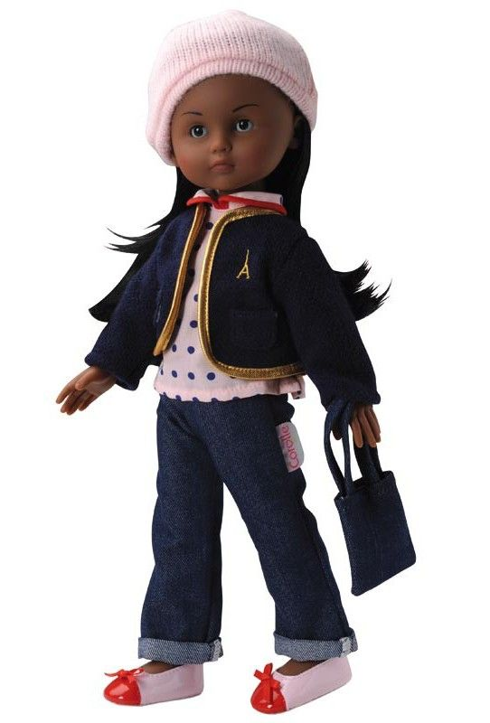 Claire thinks this would be great for Celeste. So hard to find non anglo creepy dolls.  #entropywishlist #pintowin