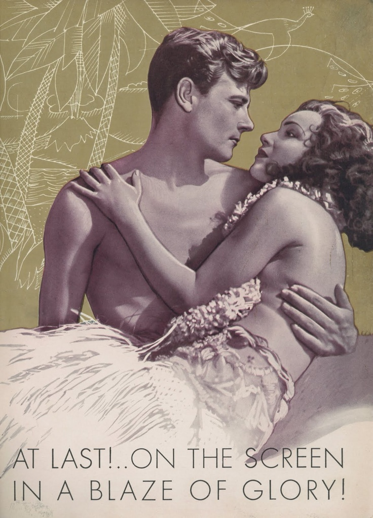 Bird of Pardise, 1932 (pre-code), with Joel McCrea and Dolores del Rio, directed by King Vidor
