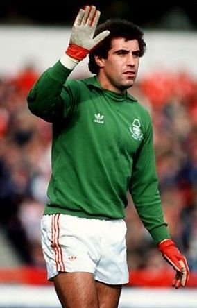 Peter Shilton Nottingham Forest 1980
