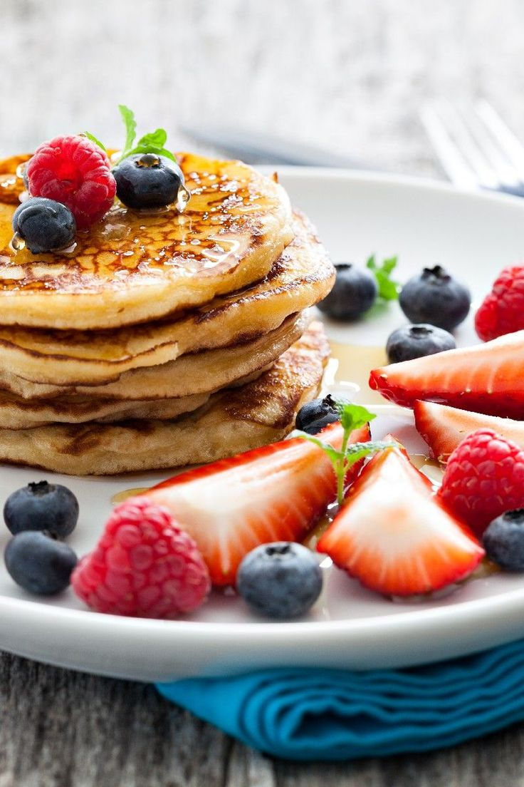 Good Old-Fashioned Pancakes Recipe