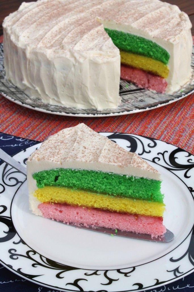 25 Best Ideas About Italian Rainbow Cookies On Pinterest