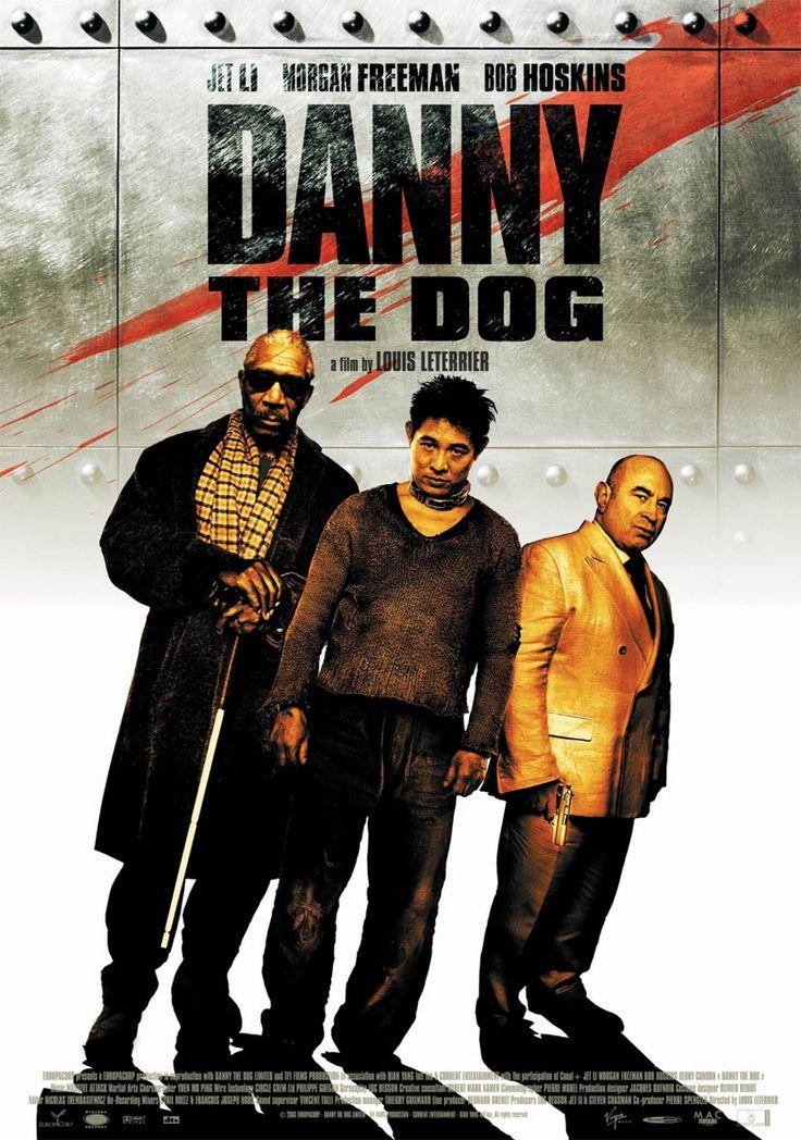 Danny The Dog 2005 Louis Leterrier Carteles De Cine Cine Filmografia