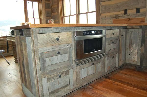 Barn Board Kitchen Cabinets Recycled Cabinets Kitchen Barn Wood Kitchen Table Barn Board Kitch Rustic Kitchen Reclaimed Kitchen Cabinets Reclaimed Wood Kitchen