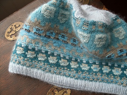 Ravelry: sweetnothing's fairyhare hat