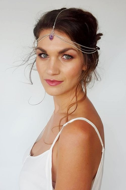 Komorebi headpieces / bohemian headchains /crystal crowns - Buy now!