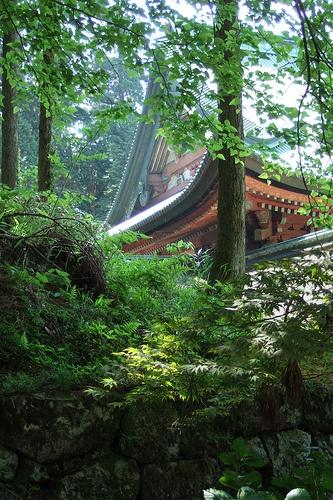 延暦寺 ENRYAKU-JI HIEI-SAN
