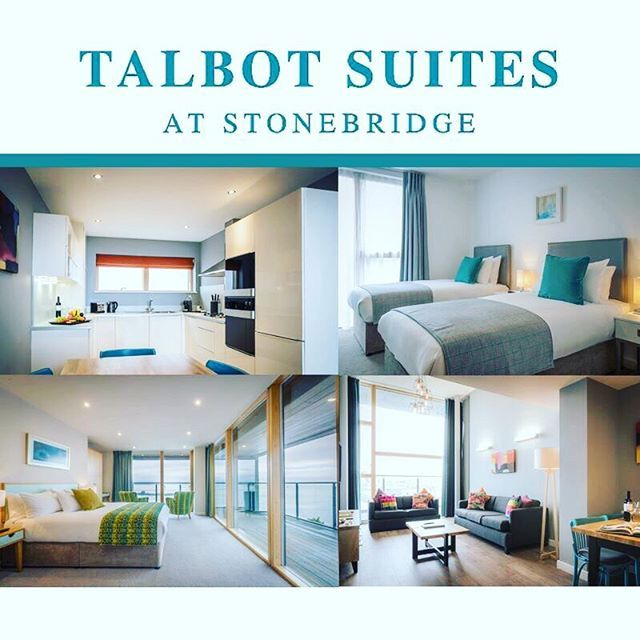 See photos of all our different apartment types on our website 👉🏻 www.talbotsuites.ie #discoverireland #irelandsancienteast #southeast #stay #apartments #selfcatering #wexford #visitwexford #family #friends #kids #fun #holiday #relax #talbot #suites #stonebridge #talbotcollection #bookdirect