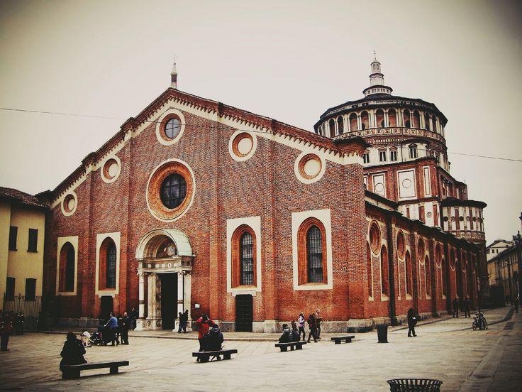 Santa Maria delle Grazie (Milano - Italy)