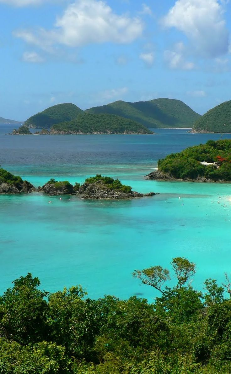 how to get to virgin islands national park