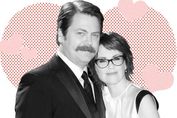Ron Swanson and Tammy II <3 The History of Nick Offerman and Megan Mullally's Marriage