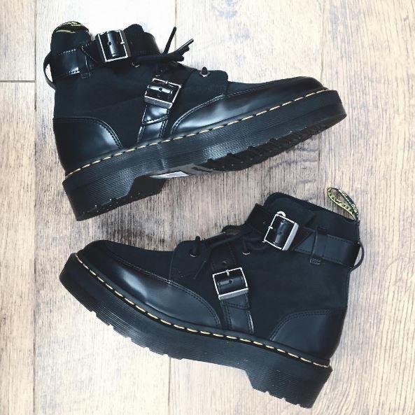 The Masha boot, shared by bleedtillsunrise.