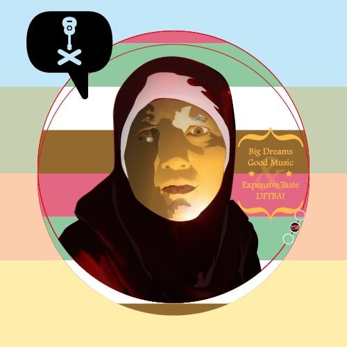 #SelfWotrait @ismicn #selfpotrait #STAYbigWAW #Hijab
