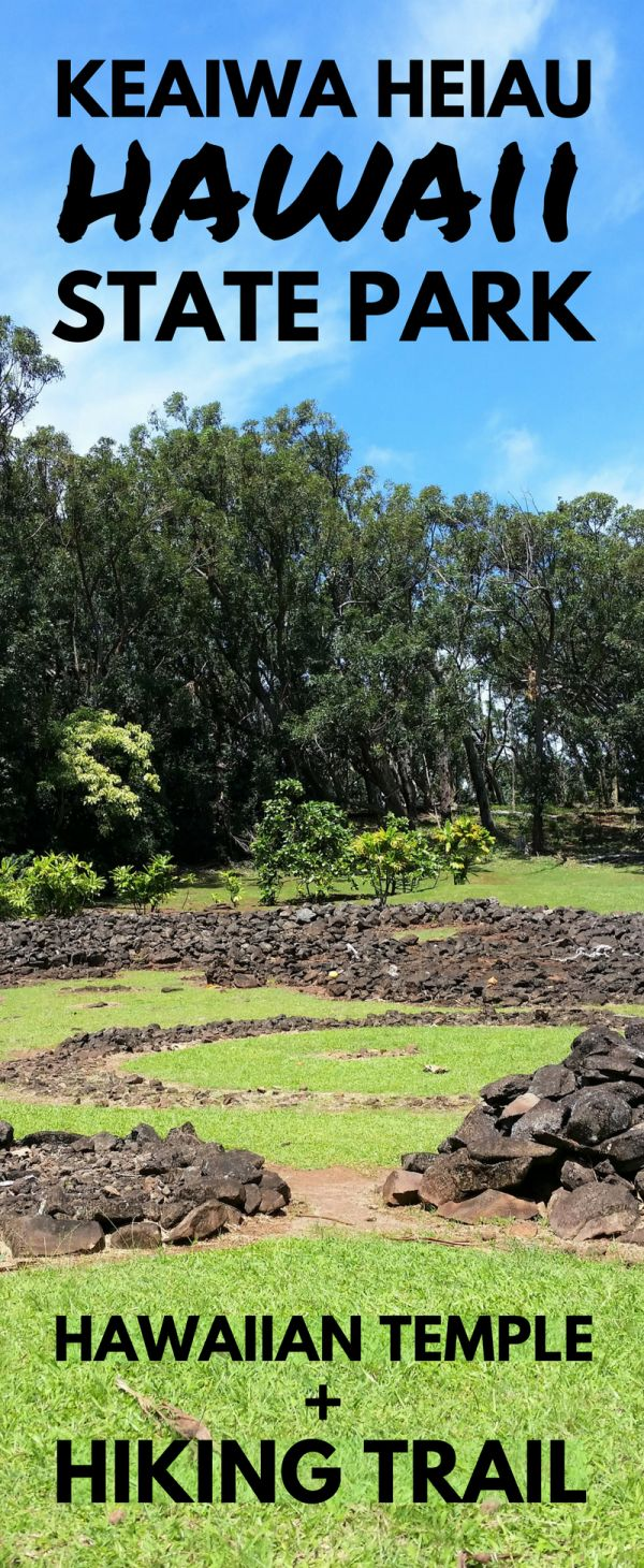 Fun activities at this Hawaii state park for outdoor travel and culture travel! See a bit of Hawaiian culture with a visit to an ancient temple. Then start on the hiking trail! Follow that up with a picnic surrounded by nature. The Keaiwa Heiau State Park on Oahu offers you the chance to explore Hawaii outdoors through history and hiking activities. This Hawaii state park gives you free things to do near the Honolulu airport and cruise port and makes for a good day trip from Waikiki.