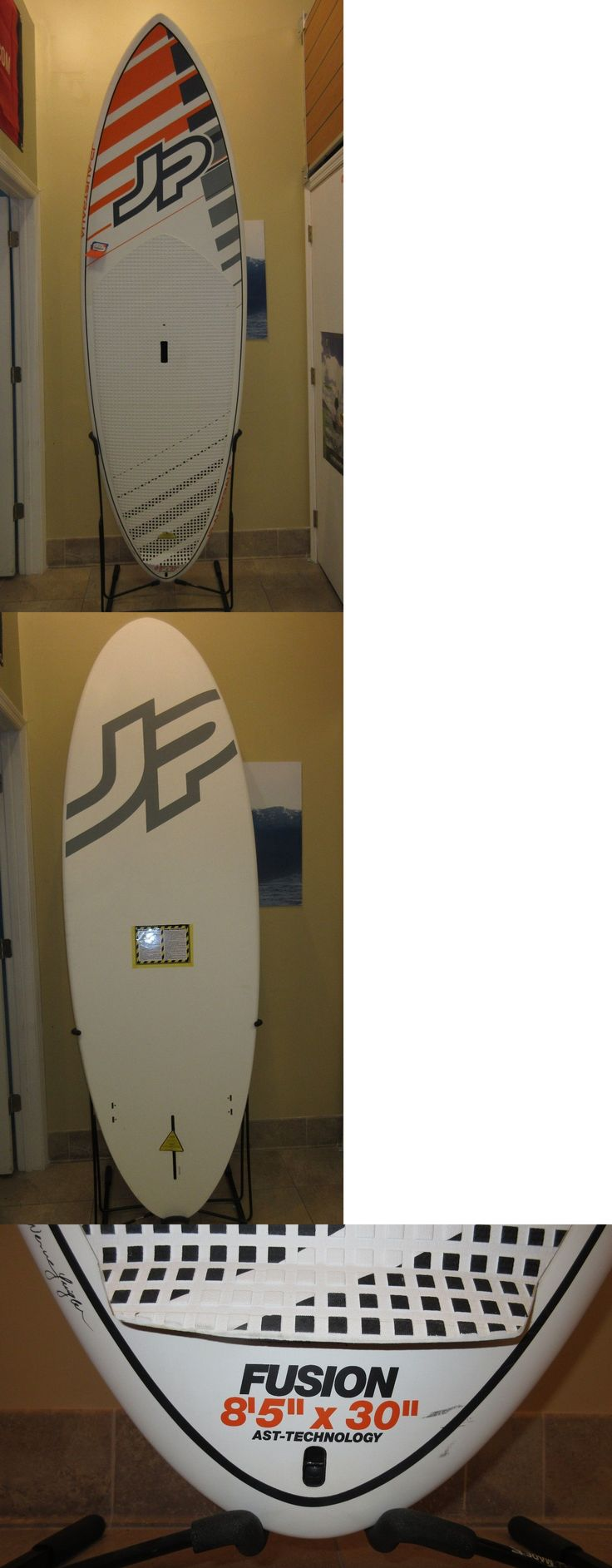 Stand Up Paddleboards 177504: Jp 2015 Fusion 85 X 30 Ast Sup + Fins + Sale Price $659.00 BUY IT NOW ONLY: $659.0