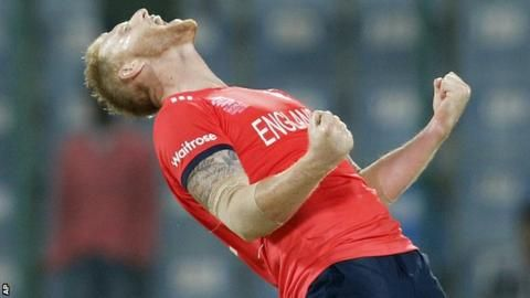 World Twenty20: Ben Stokes says England have 'mental edge' over NZ