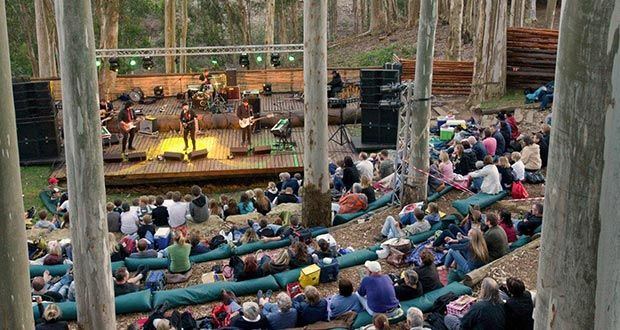Summer concerts at Paul Cluver, only 30 minutes from Cape Vermeer   Somerset West