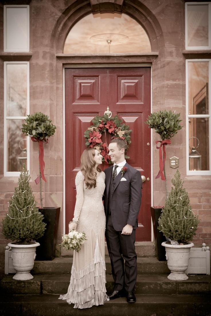 Andriani Vasiliou, married in the Long Silvia Tattoo Dress.Wedding Bride