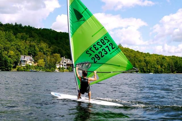 Mont Tremblant wind surfing will get your adrenaline racing as you catch the wind in your sails and surf at speed around the lake.  Create memories of a lifetime in our exquisitely decorated, fully equipped resort home. Check Availability Now for Mont Tremblant Holiday Condo http://tremblantholiday.com/airbnb