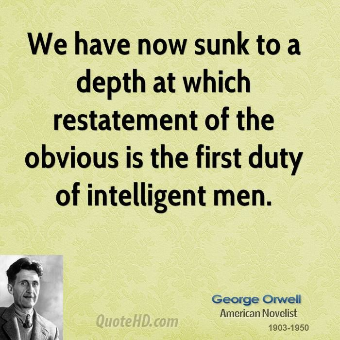 1984 George Orwell Quotes About Technology