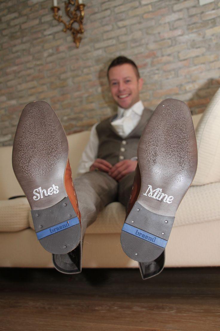 schoenen - she's mine