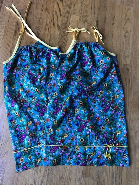 Many of you have heard of Little Dresses For Africa, a wonderful, philanthropic organization that provides simple, yet sweet dresses that ho...