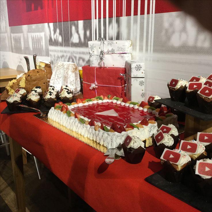 YouTube Italia Christmas Party #ytxmasit