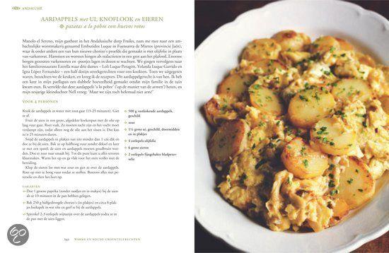 'De Smaken van Spanje' - boekreview en recept voor Fazant met Appel & Winterse Groentenzooi | De Voedzame Keuken: van Vulling naar Voeding