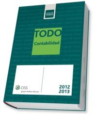 Todo contabilidad 2012-2013. -- Valencia : CISS, 2012