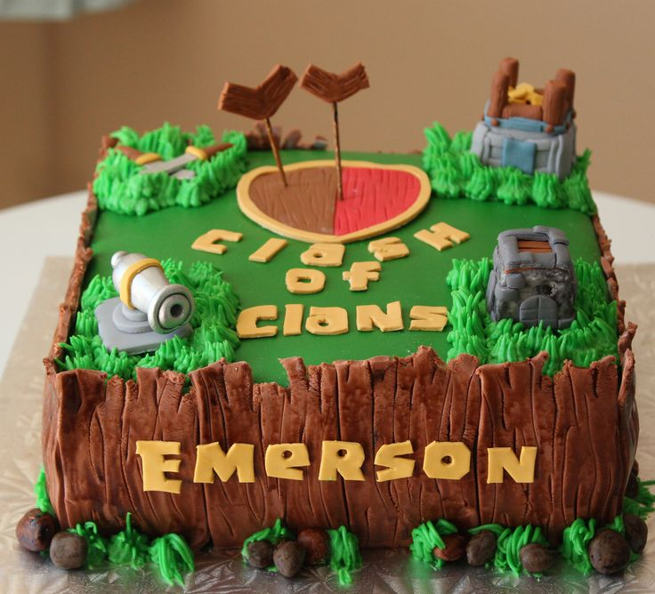 20 Best Clash Of Clans Party Images On Pinterest Clash Royale