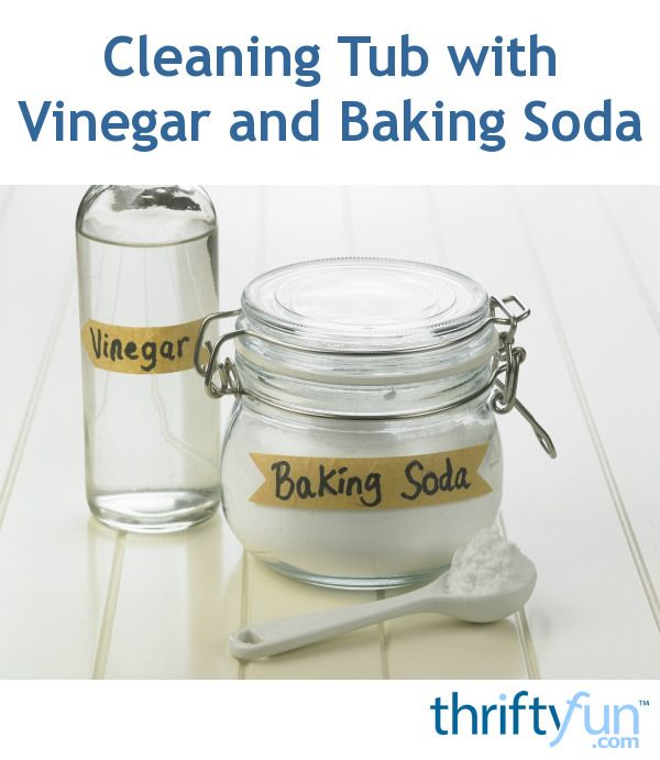 Cleaning Bathtub With Baking Soda And Vinegar 28 Images How To Clean Bathtub With Vinegar