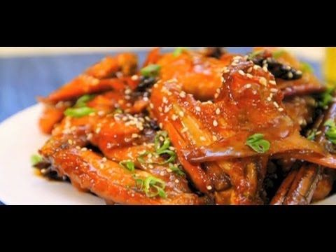 Andrew Zimmern's Chinese Chicken Wings on The Best Thing I Ever Made - YouTube
