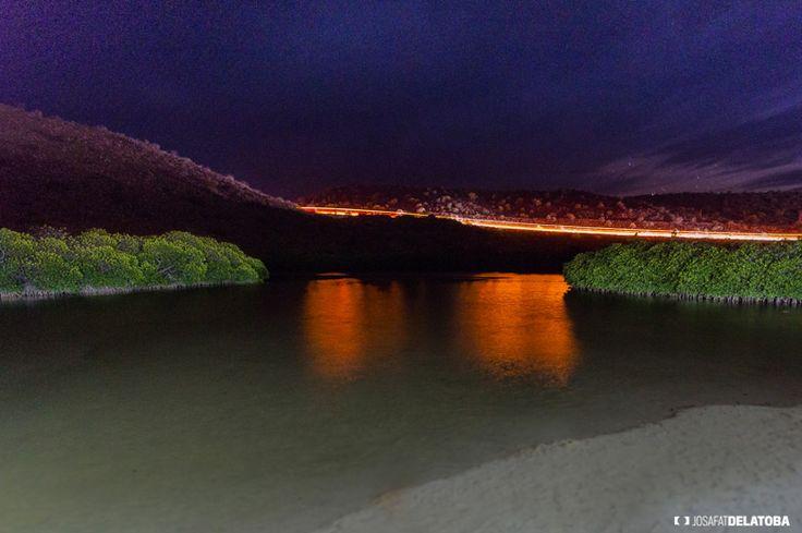 Cars trajectory #Long exposure #josafatdelatoba #cabophotographer #loscabos #bajacaliforniasur #mexico #lightpainting