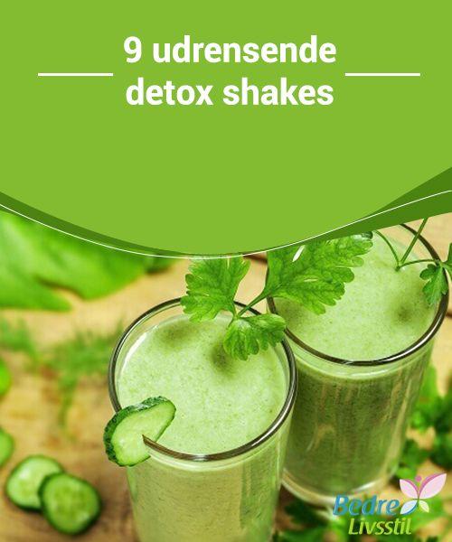 9 udrensende detox #shakes  Der er mange gode grunde til at #prøve en detox kur (udrensningskur). Det kan for eksempel være godt, hvis du normalt fører en #usund livsstil. De fleste mennesker foretrækker at #detoxe på grund af deres knap så ideelle, #daglige spisevaner.