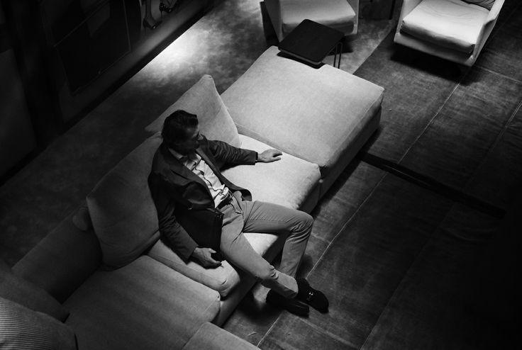 FLEXFORM CESTONE 09 sectional sofa.