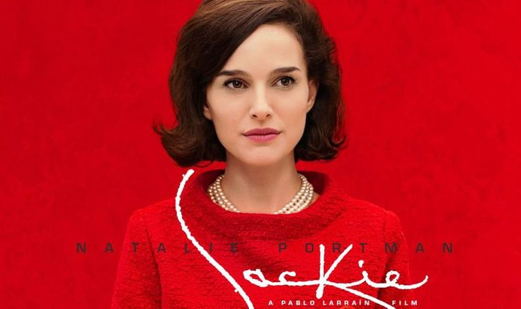 """Impeccable style... Natalie Portman in the film """"jackie"""""""