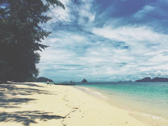 Koh Mook   Thailand // Living in an adventure // Photo by Elina Andstén
