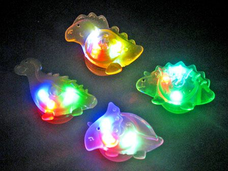 光るおもちゃ ピカピカ恐竜|景品玩具、販促・ノベルティグッズ、縁日・お祭り用品の格安販売!!