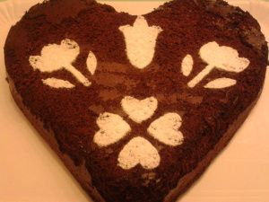 Chocolate cake with chocolate | Pastís bombó de xocolata | lacuinanofapor
