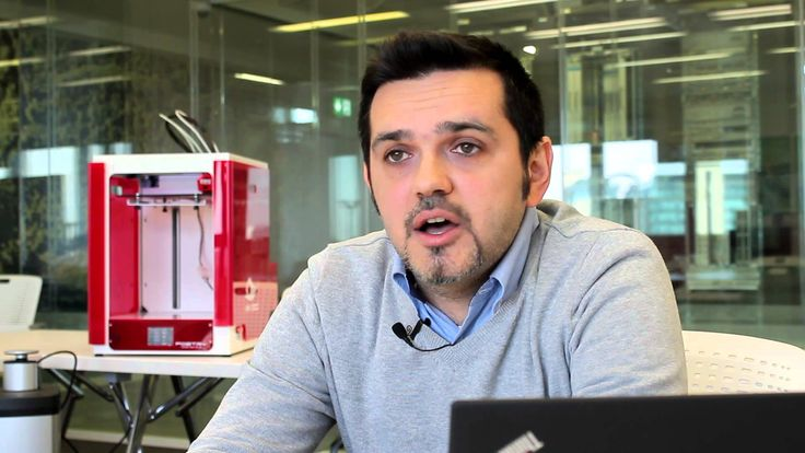 La stampante 3D Poetry Infinity di Ira3D porta l'innovazione anche nei l...