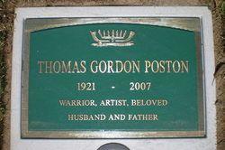 Tom Poston, 1921-2007 (cause of death: Respiratory Failure)