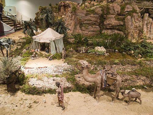 L'Atelier d'Anduze: Belen Sala Luzan. CAI. Asociacion de Amigos del Belen | Flickr - Photo Sharing!