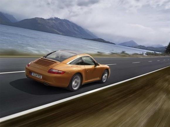2007 Porsche 911 Targa 4 (997)