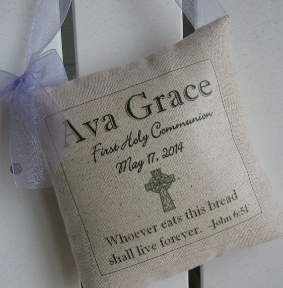 First Communion Gift For Girls Gifts Custom by AbundantHaven, $18.95