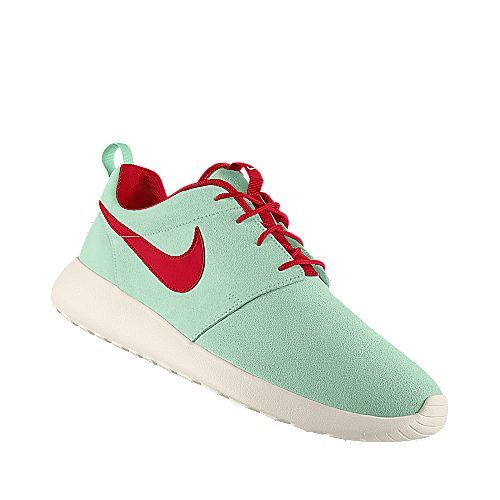 Mint/Red Roshe ID